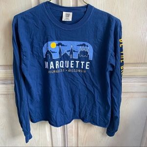Marquette long sleeve